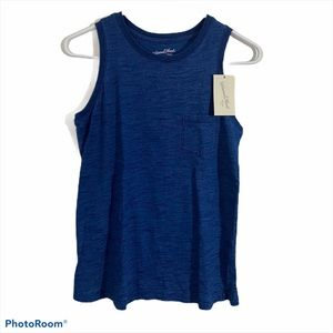 NWT Universal Thread Blue Tank Top sz XS